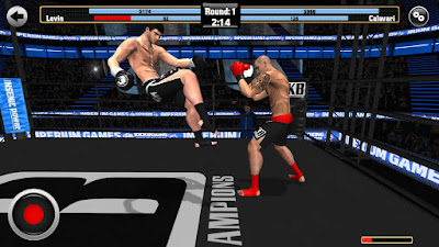Kickboxing Road To Champion P v3.1 APK+OBB (Unlimited Money)