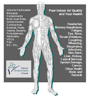 indoor air quality and your health