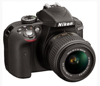 Nikon D3300 DSLR Camera  Review