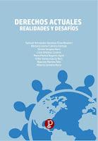 """Novedad Editorial [LIBRO 2020] """"Derechos actuales. Realidades y desafíos"""""""