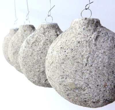 sand ball ornaments