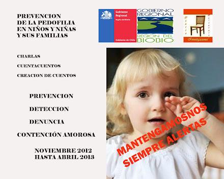 Proyecto FNDR SEGURIDAD 2012