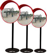 Jual Outdoor Convex Mirror - Outdoor Convex Mirror Bekasi - Jual Cermin Cembung Jalan - Jual Cermin Tikungan Jalan