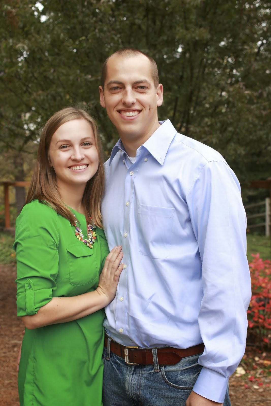 Keri and Brian