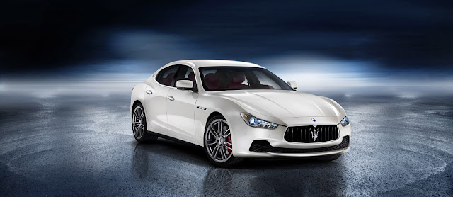 2014 Maserati Ghibli Photos and Info Ahead of Shanghai Debut