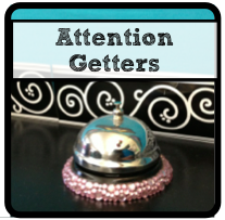 attention getters for elementary students Using stress balls to focus the attention behavior elementary children with environments so that students can pay attention and focus on instruction.