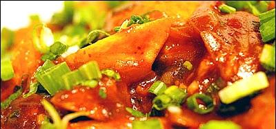 Sichaun Chili Potatoes