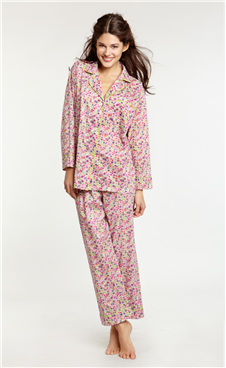Liberty Print Pajamas My Favourite