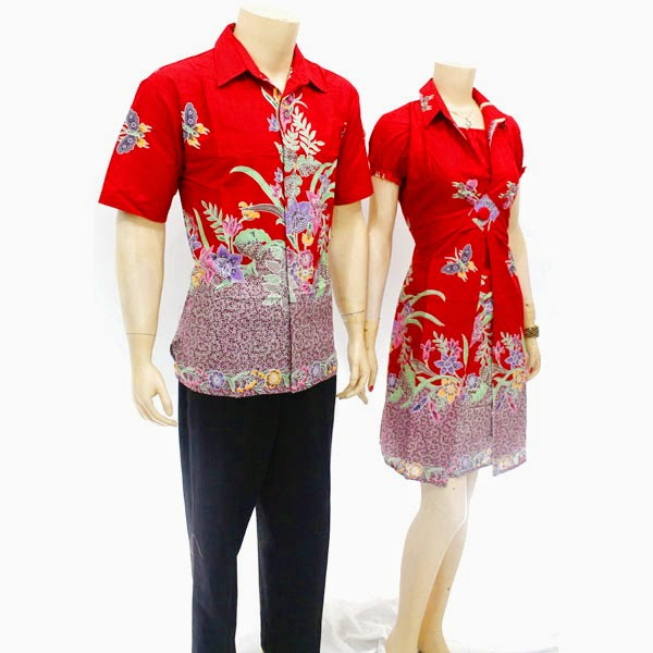 Batik Sarimbit - Fashion