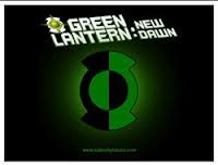 Green Lantern New Dawn great graphic novel