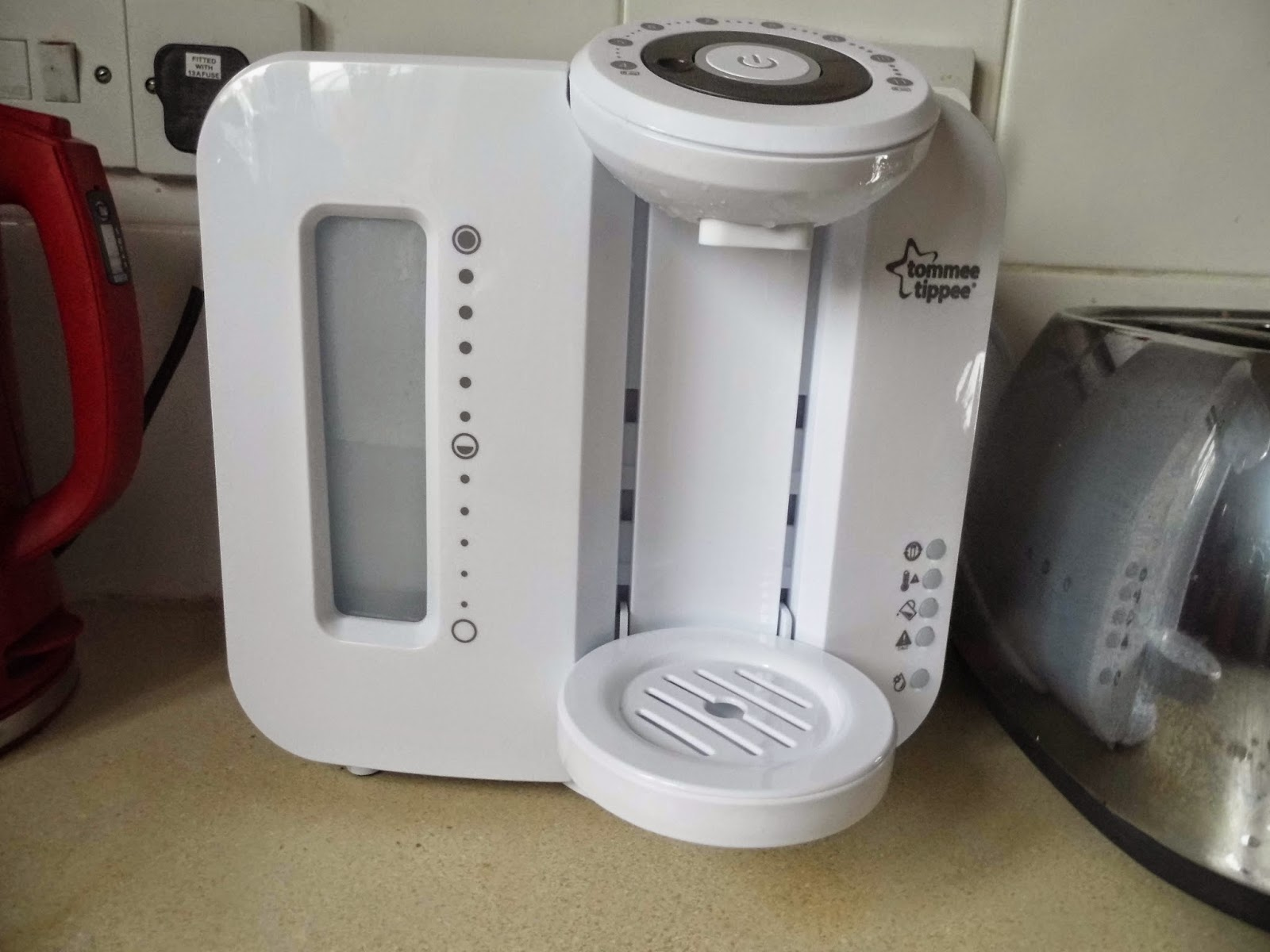 Mummy Melton Tommee Tippee Closer To Nature Perfect Prep Machine