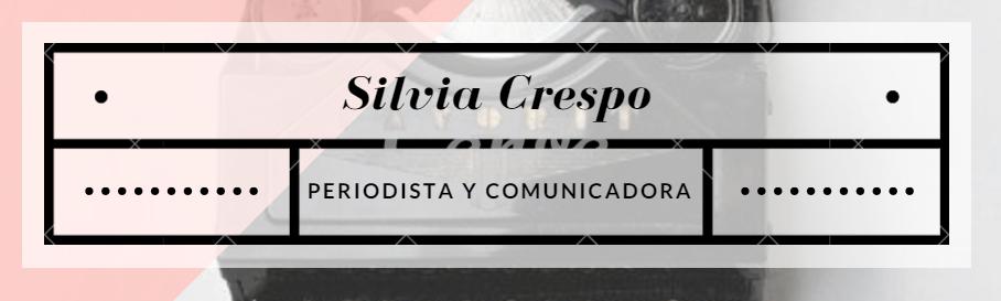 Silvia Crespo - Periodista