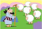 """Coletando """"as ovelhas perdidas"""""""