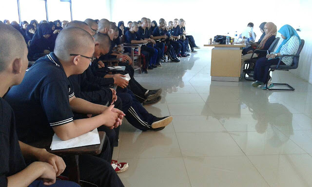 Pra-RESEP 2015 - Pelatihan Public Speaking