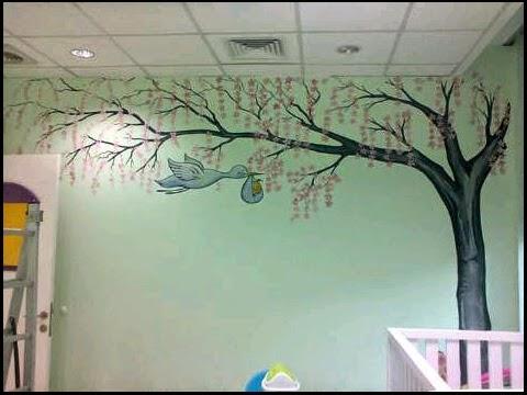 Lukisan Dinding, Inilah Inspirasi Dekorasi Dinding dalam Desain ...