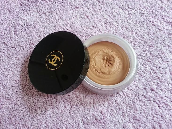 favorite cream bronzer chanel