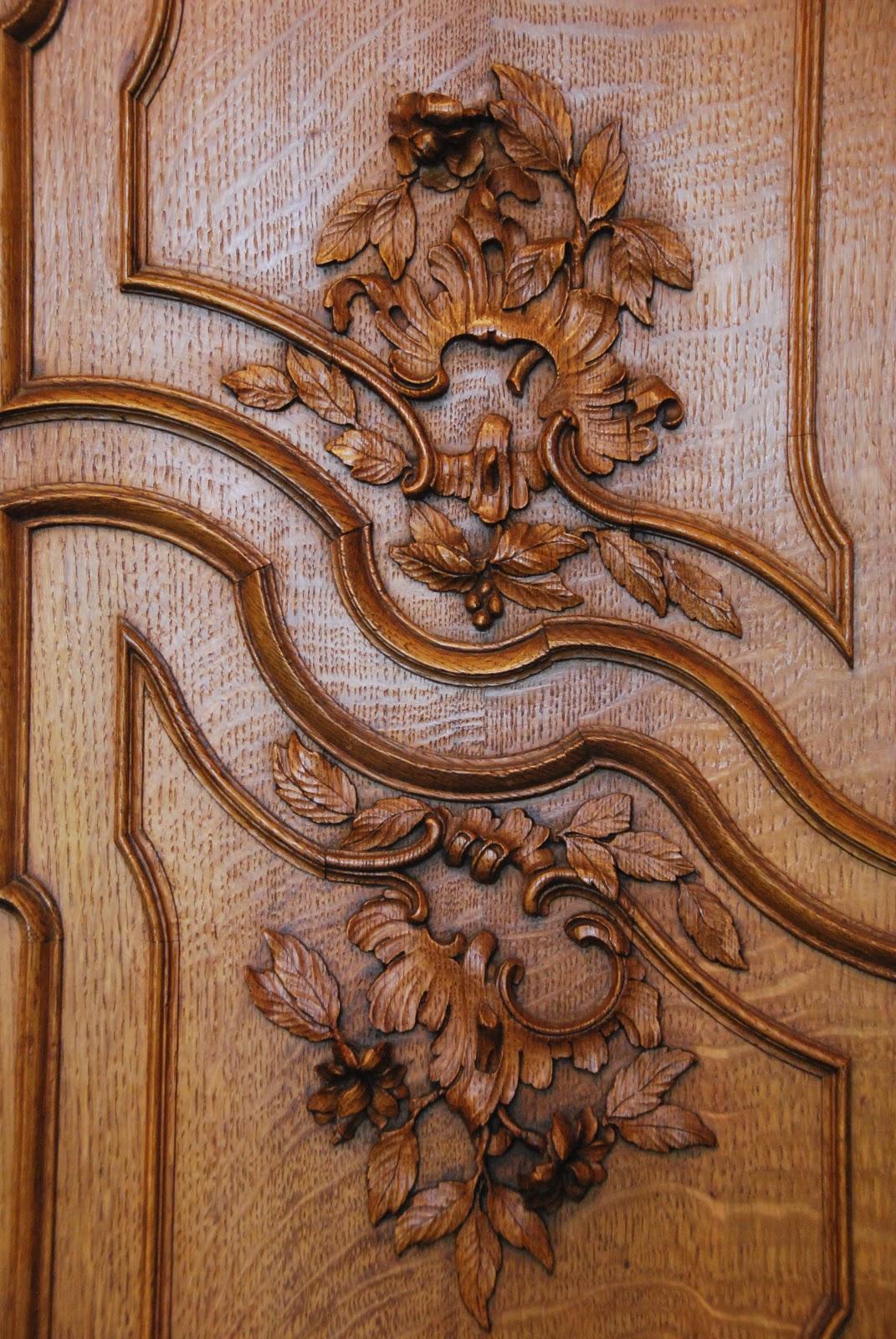 Ornamental woodcarver patrick damiaens the groesbeeck de for Garden design 18th century