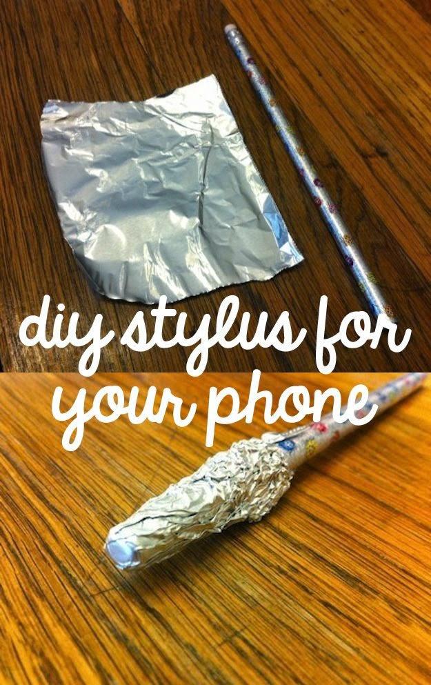 Cara Membuat Stylus Pen Sederhana untuk SmartPhone