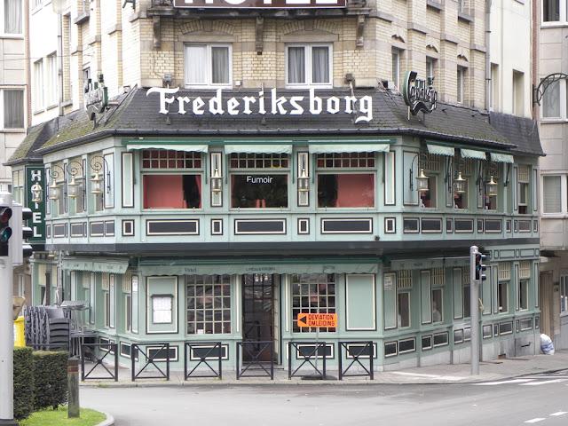 Restaurant Frederiksborg Brussel