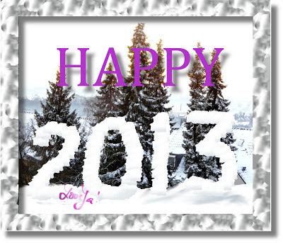 Happy New Year Card Love Ya Art Remscheid Germany http://www.love-ya-art.com/