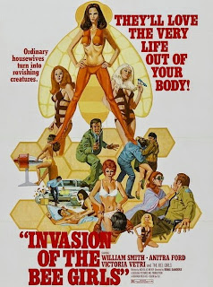 Invasion of the Bee Girls 1973
