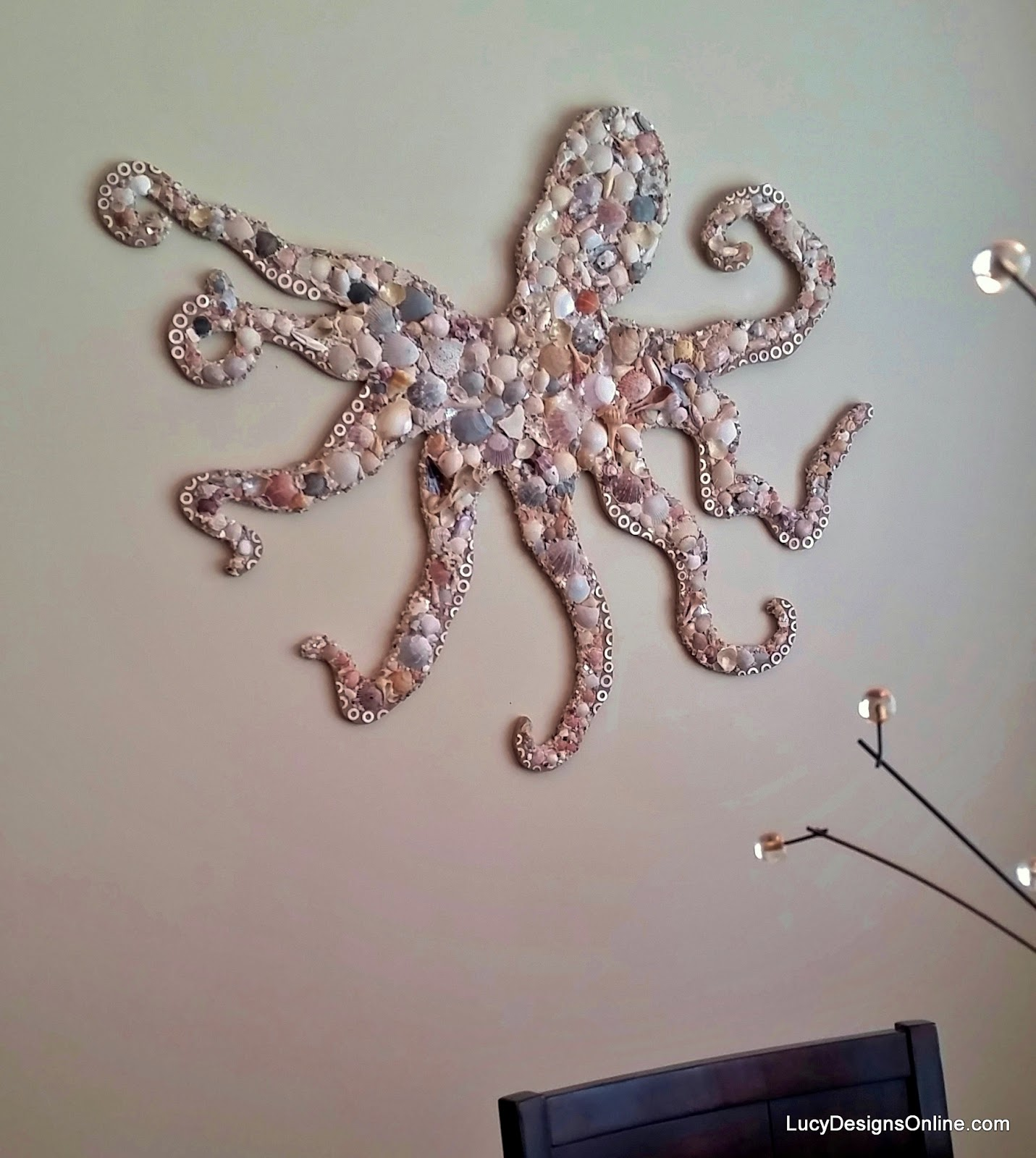 Octopus Seahorse And Sea Turtle Wall Art Stained Glass