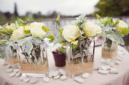 Hot Spring Wedding Ideas Decor | Wedding-