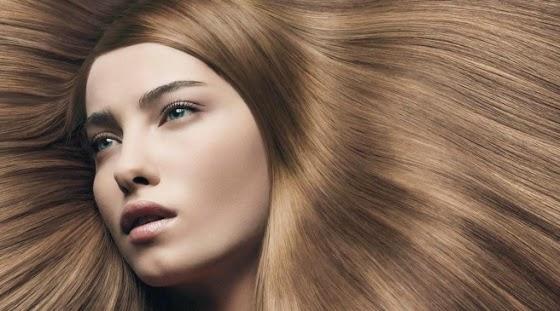 Foto Model  Rambut Indah