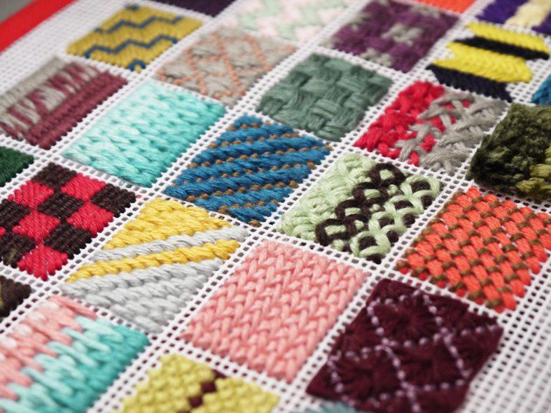 Dudu programaci n de talleres mayo 2012 for Como hacer alfombras en bordado chino
