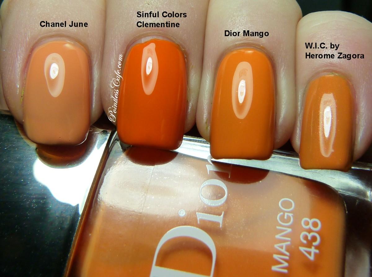 Dior Vernis Cruise Collection 2013 - Pastèque, Mango & Lime ...