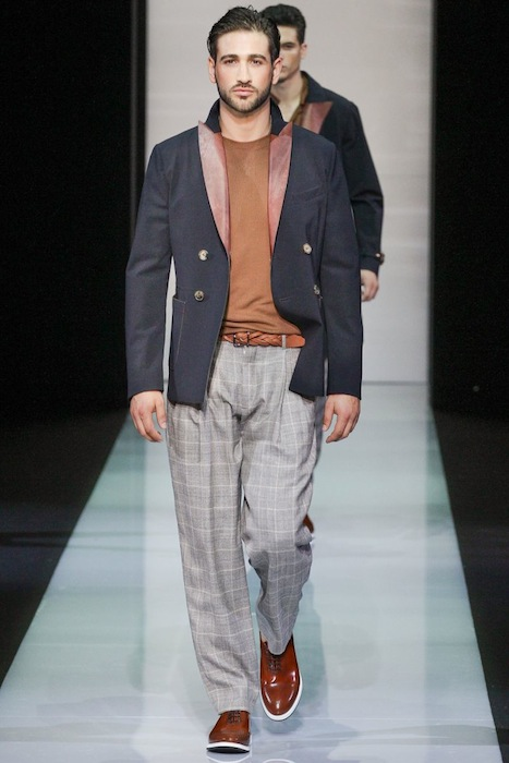 Giorgio Armani S/S 2013 Men's Fashion Photo-8