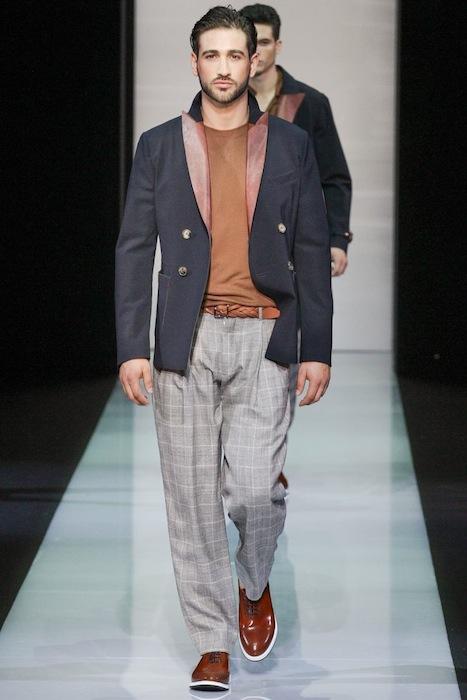 Giorgio Armani S/S 2013 Men's Fashion Photo-8