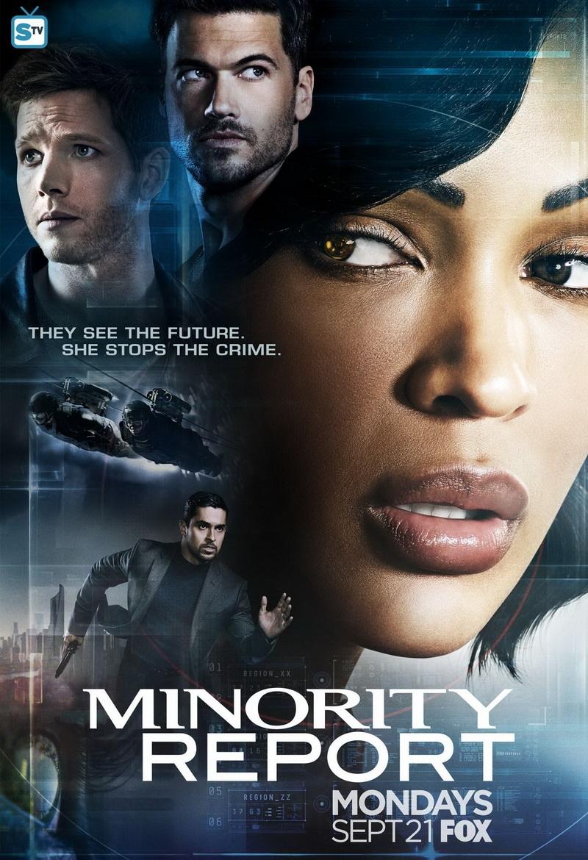 Bản Báo Cáo Thiếu Số Phần 1 - Minority Report Season 1