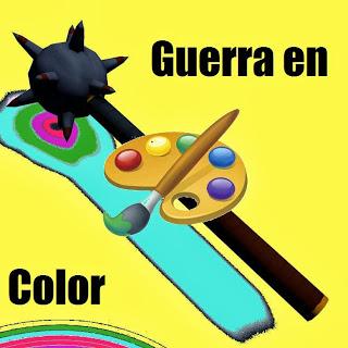 Guerra en color!