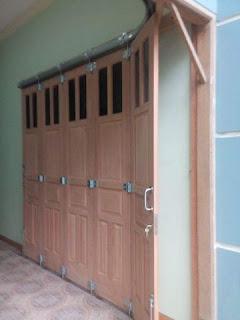rel pintu garasi kens