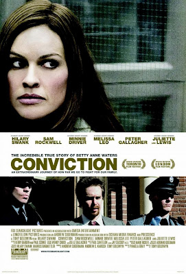Watch Conviction 2010 Hollywood Movie Online | Conviction 2010 Hollywood Movie Poster