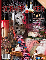 Canadian Scrapbooker Fall 2013