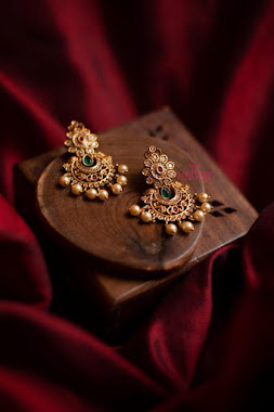 Latest and Trending Temple Jewellery Collection