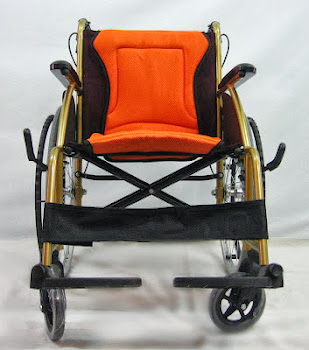Luxury ultra lightweight wheelchair <> 11 kg
