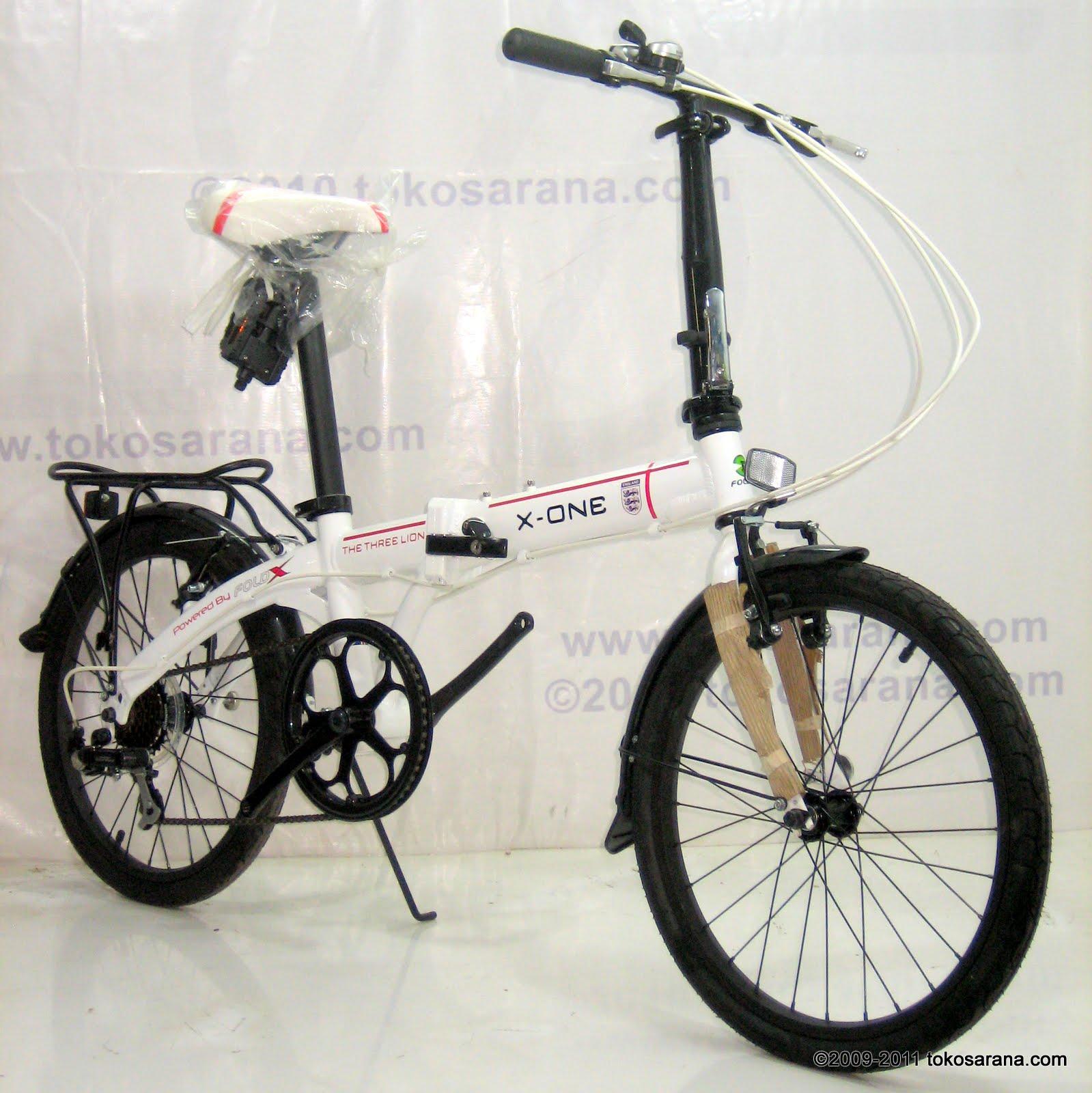 tokomagenta: A Showcase of Products: Sepeda Lipat Fold-X X