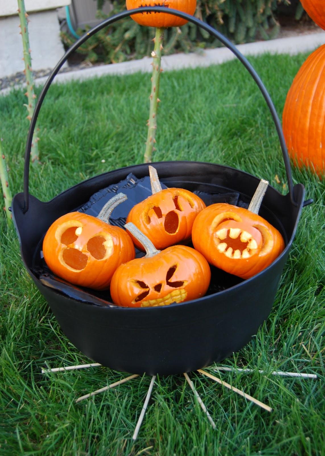 erratic project junkie spooky sunday pumpkin massacre