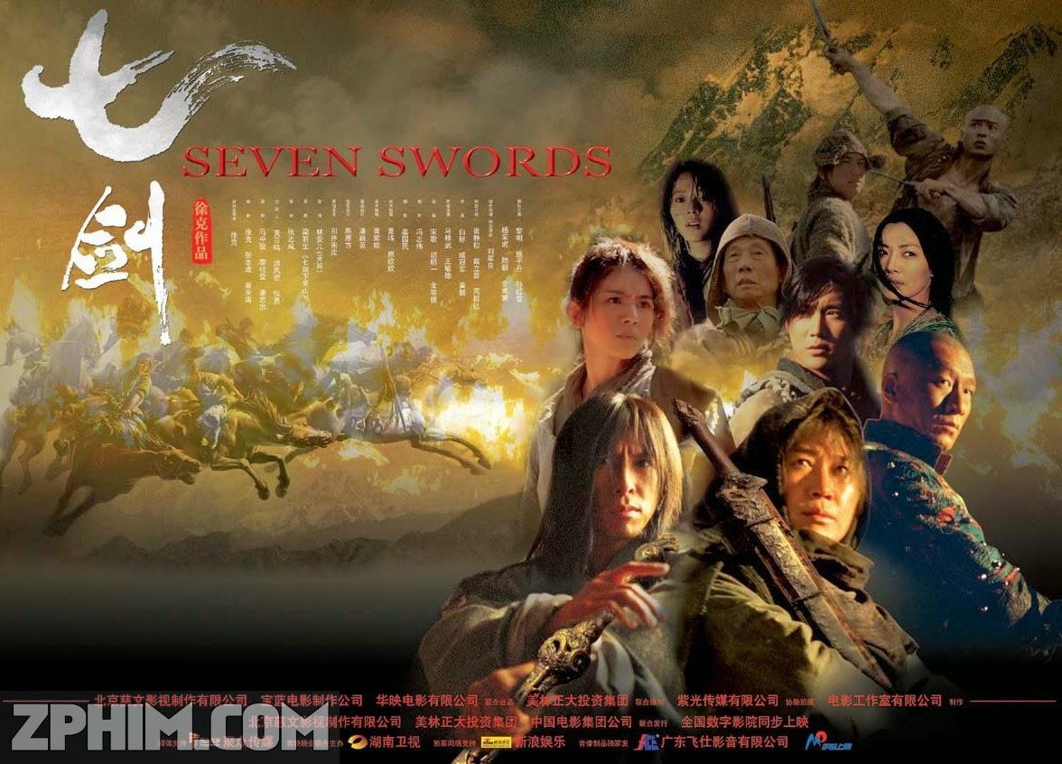 Ảnh trong phim Thất Kiếm - Seven Swords 1