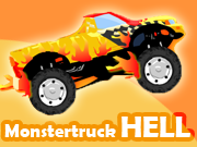 Monster truck HELL