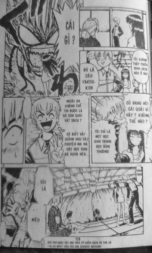 Hủy diệt chap 1 - Trang 26