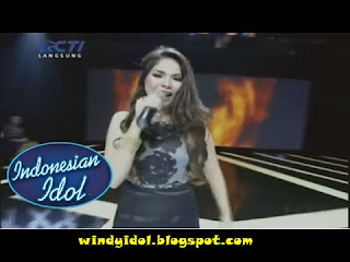 Video Windy Idol Babak 15 Besar Burn