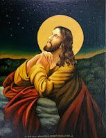 Προσευχή του Κυρίου στο Ορός των Ελαιών
