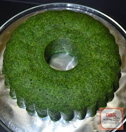Kek Lumut a.k.a Mud Sherk Cake