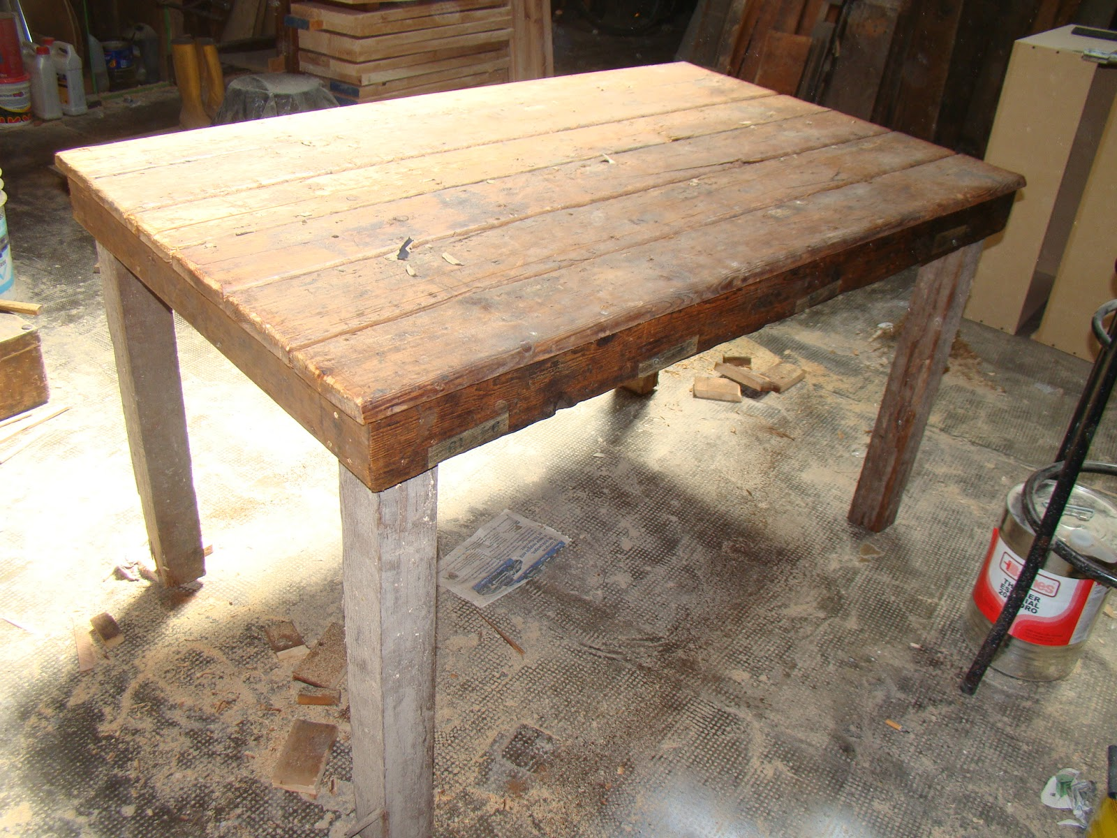 Restauracion Muebles : Galpón loreto muebles restauracion antigüos