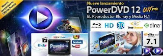 nonton film 3d dengan Cyberlink PowerDVD 12 Ultra Full + Patch