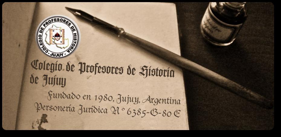 Colegio de Profesores de Historia de Jujuy
